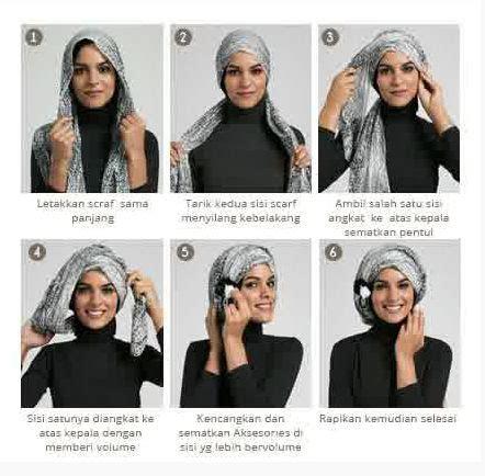 foto hijab modern the 25 best tutorial hijab modern ideas on pinterest