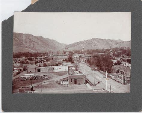 Boulder County Records Boulder County Colorado Historic Photographs 12 Colorado Artifactual