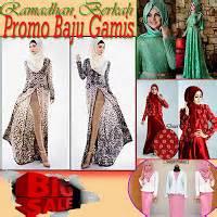 Baju Muslim Wanita Lovita Syari safirah toko fashion store