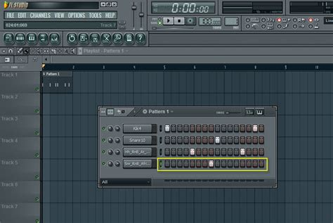 speed up pattern fl studio how to make a chill out beat how to make electronic music