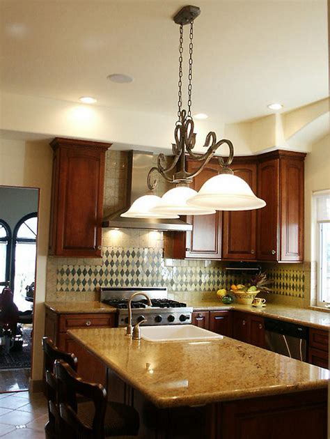 Island Kitchen Lighting kitchen island lighting a creative mom