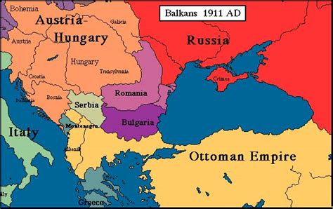 ottoman conquest of the balkans balkans 1911 before the first and second balkan wars