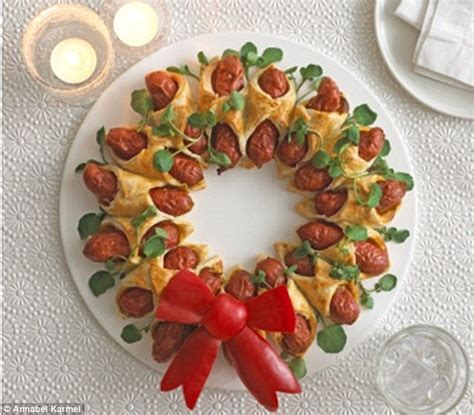 childrens christmas party foods festive recipes from top children s chef annabel karmel daily mail