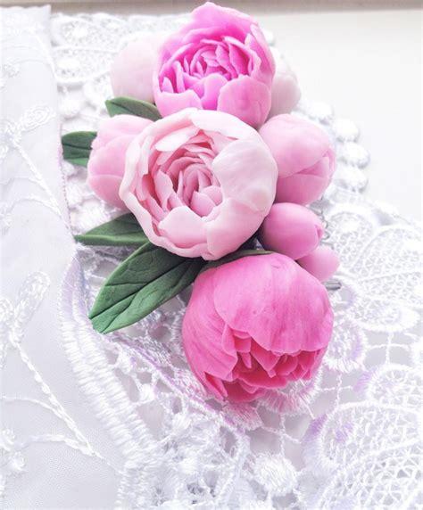 wedding hair accessories pink rustic hair comb rustic hair accessories pink hair comb