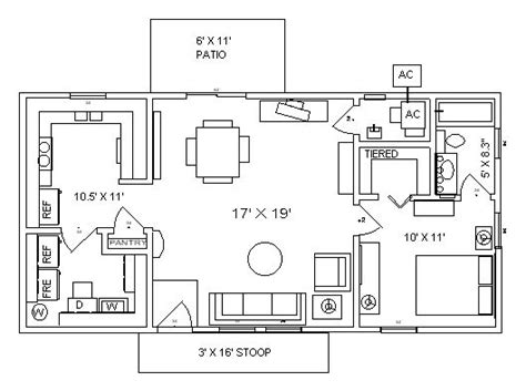 home design 40 40 floor plan for 20 x 40 google search floor plan ideas