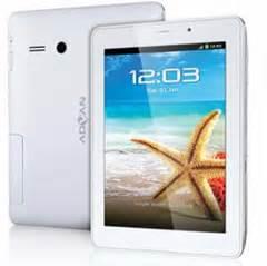Advan Vandroid T2a daftar lengkap harga tablet advan terbaru 2014 update