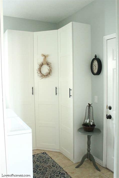 laundry room mudroom ikea pax system ideas