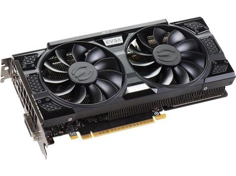 Vga Gtx 1050 Ti 4gb Evga Geforce Gtx 1050 Ti Ssc Gaming Acx 3 0 04g P4 6255