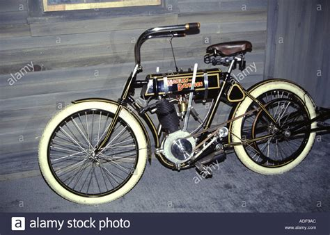 the harley davidson which was built in a shed in