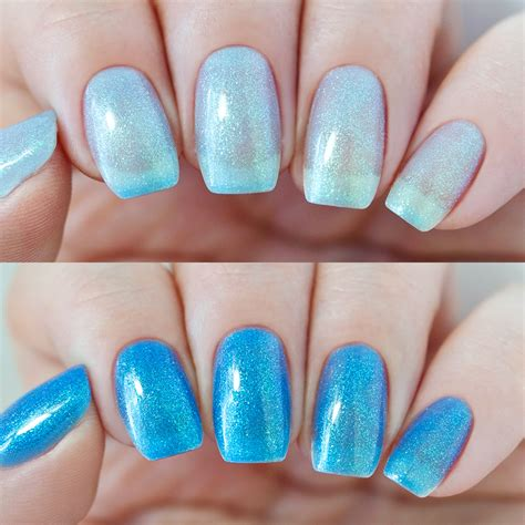 gel color changing nail bmc thermal effect color changing nail lacquer gel