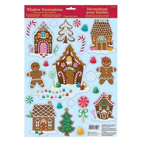 decoracion galletas de navidad decoracion ventanas galletas