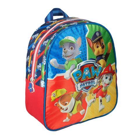 Paw patrol school backpack