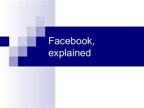 layout facebook ppt facebook ppt