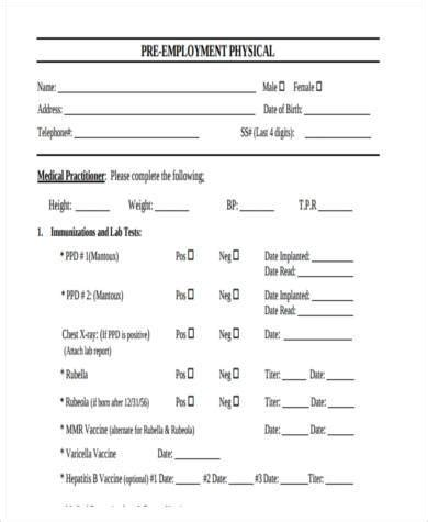 100 history and physical form template dr attaman new