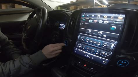 demo video   vertical screen android head unit