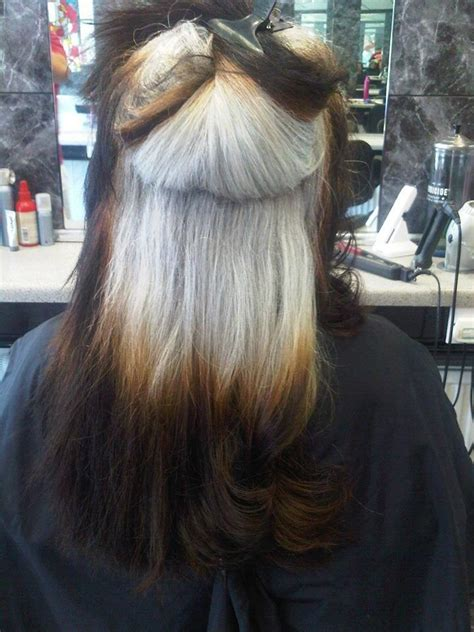 transition hairstyles when growing out 22 best grey hair images on pinterest silver hair going