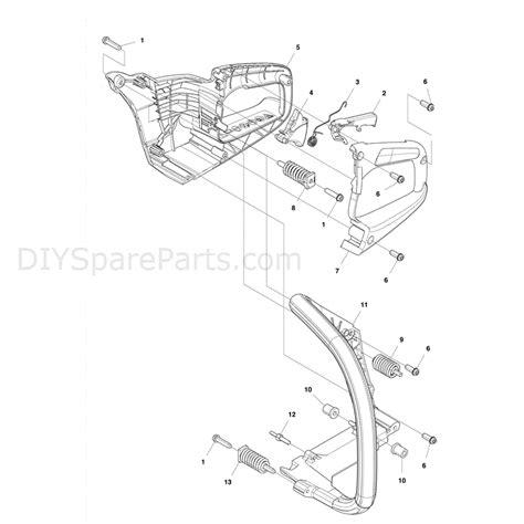 husqvarna 455 rancher parts diagram husqvarna 455 rancher chainsaw 2012 parts diagram handle