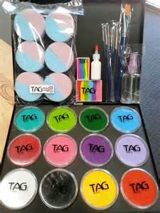 Professional Special Effects Makeup Kits Face Painting Starter Kits Face Paint Supplies Perth Western Australia My Wish List Pinterest