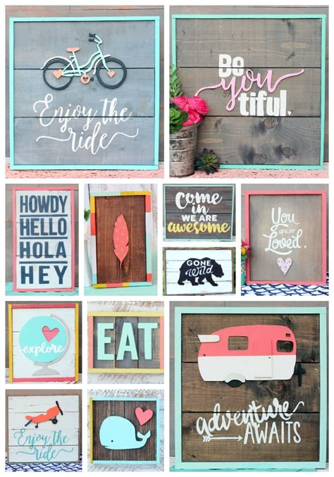 Handmade Sign Ideas - win a handmade sign with custom voice of color paint