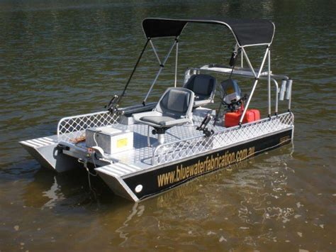 small fishing boat hacks bluewater fabrictors for the cottage pinterest