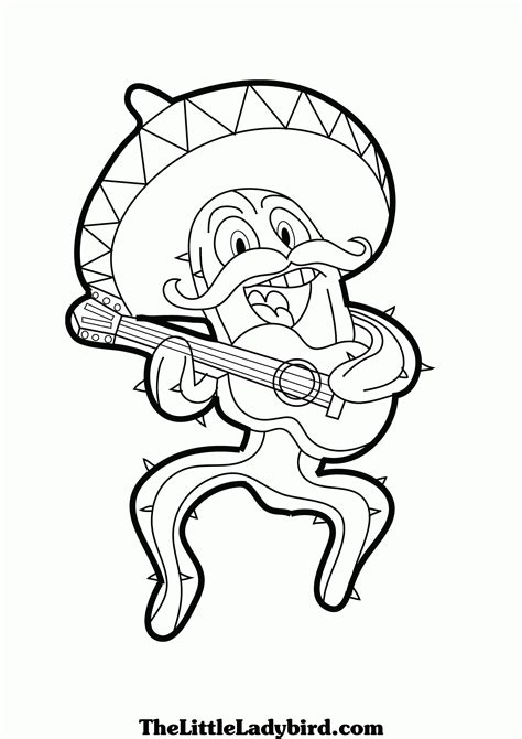 coloring pages for christmas in mexico christmas in mexico coloring page az coloring pages