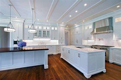 cuisine luxueuse cuisine blanche 36 id 233 es de luxe pour une cuisine design
