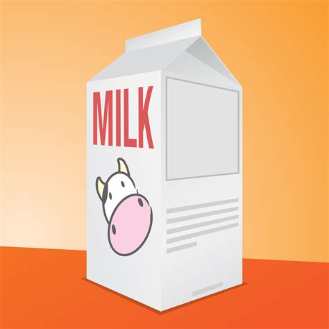 milk carton missing template cliparts co