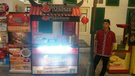 Paket Takoyaki Jepang Komplit Murah Berkualitas partnership waralaba makanan jepang daddys takoyaki