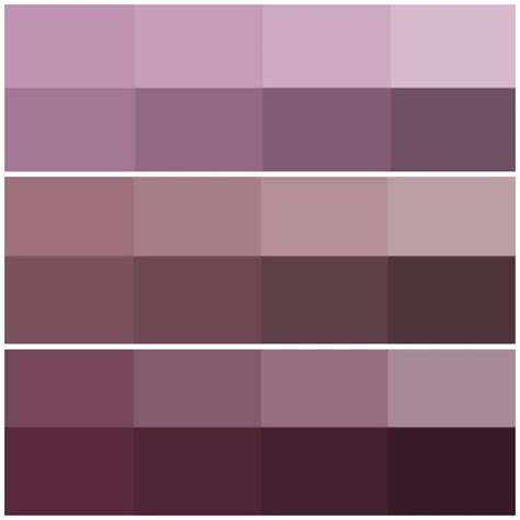 62 best images about mauve color paints on paint colors mauve and room