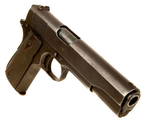 deactivated spec wwi wwii colt remington rand