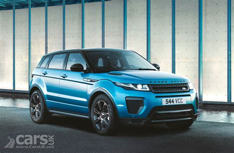 range rover evoque range rover evoque landmark revealed as land rover