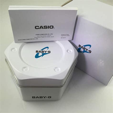 Casio Baby G Bgd 140 Black casio baby g digital blackout bgd140 1a