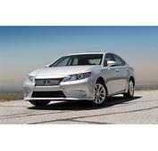 2013 Lexus ES 350 And 300h First Test  Motor Trend