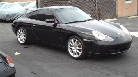 Black On by 1999 Black On Black Porsche 996 Tiptronic C2