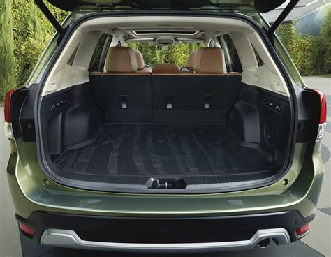 forest green subaru forester 2019 subaru forester adds size and safety scraps turbo