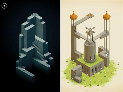 ilusiones opticas arquitectura galer 237 a de monument valley un juego de arquitectura e