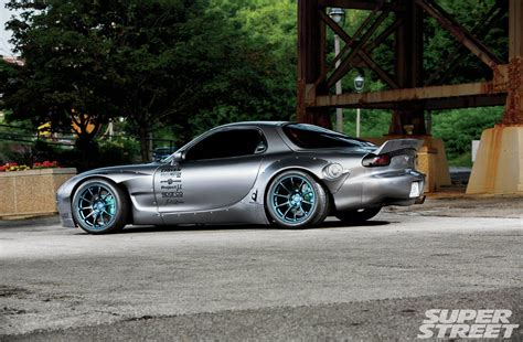 widebody cars 1993 mazda rx 7 widebody cars wallpaper 2048x1340