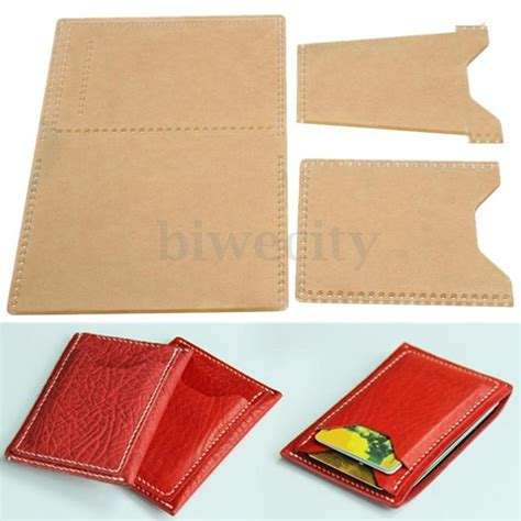 leather card holder wallet template best 25 leather pattern ideas on leather bag