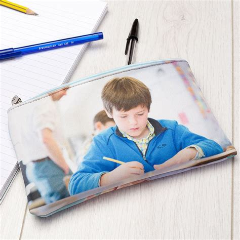 custom printed zipper pouch bag for makeup personalised pouch
