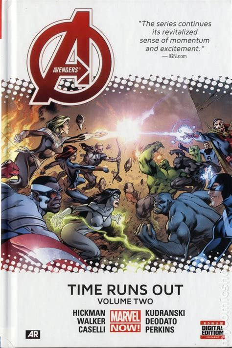 avengers time runs out hc 2014 2015 marvel now comic books 1990 or later