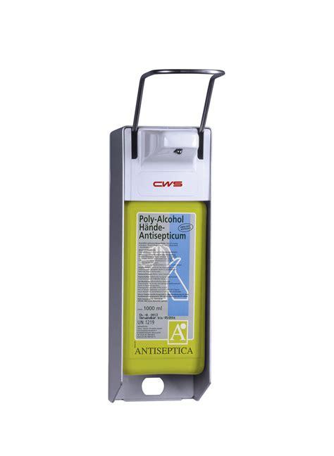sanitã rhandel cws universalspender 1000 aluminium eloxiert cws boco 195
