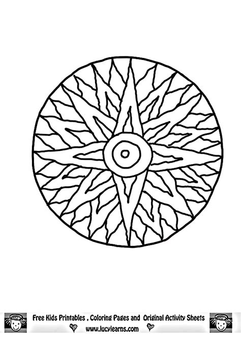 summer mandala coloring pages free printable mandala coloring pages free summer page