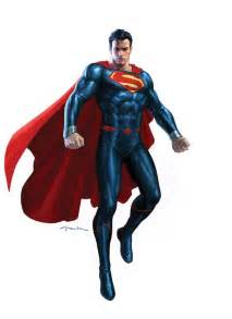 Superman On The dc comics announces an update for superman s costume design post superman reborn dc comics news