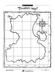 activity map template pirate treasure map worksheet preschool worksheets