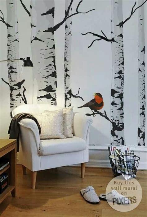 wohnzimmer farben ideen 4753 wandtapete mit birke gibt es eigentlich einen hipperen