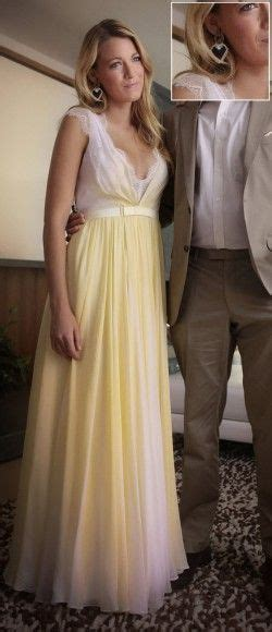 Gg Ombre Pastel 1 5 serena s yellow gown on gossip season 6