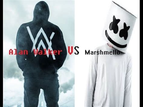 alan walker x david summer marshmellow vs routine alan walker x david