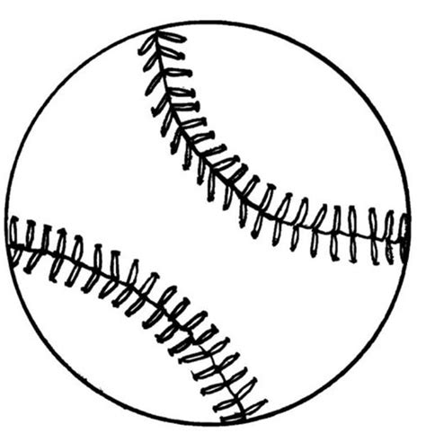 easy softball coloring pages free baseball baseball bat coloring pages