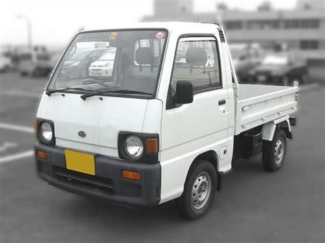 subaru mini truck japanese mini truck subaru samber dump suzuki carry