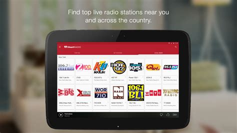 iheartradio apk iheartradio free radio 6 4 0 apk android audio apps